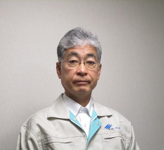 株式会社イーテック 取締役社長 山口佳一